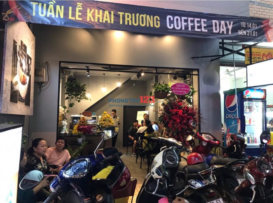 Chính chủ cho thuê Or Sang MB Quán cafe mặt tiền Bình Giã P13 Q Tân Bình