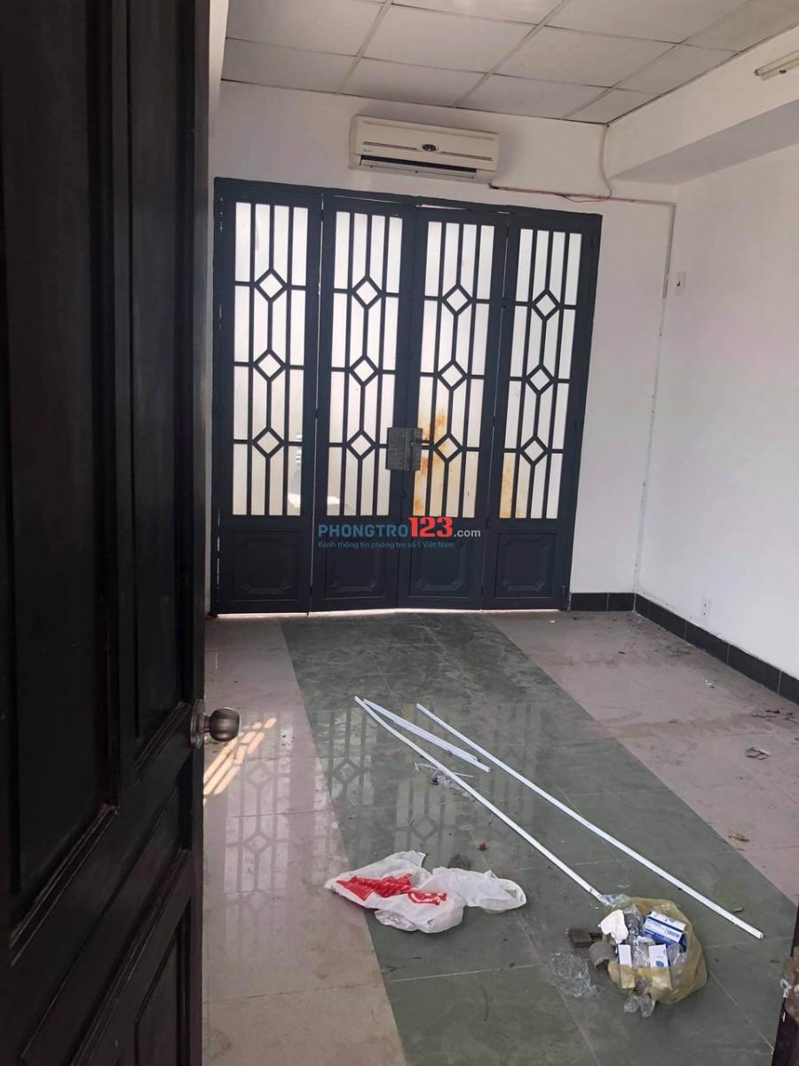 Cho thuê 1 trệt - 2 lầu - 1 thượng gồm 132m² tại Lê Thị Riêng, Q1 (gần công viên 23/9)