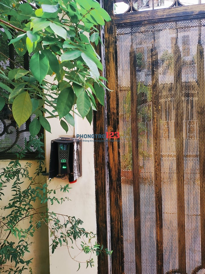 Ký Túc Xá hiện đại CHỈ 1tr750/th BAO TRỌN GÓI (điện, nước, wifi, phí xe) gần Lotte Cộng Hòa quận Tân Bình 35m2