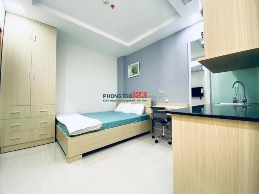 Phòng cao cấp giá rẻ đường Huỳnh Tấn Phát, nhà mới 100% full tiện nghi