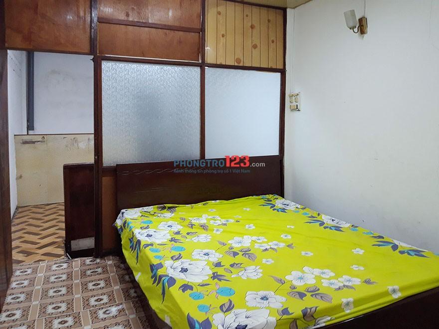 Cho thuê nhà nguyên căn hẽm 39 BIS đường Đặng Dung, Phường Tân Định, Quận 1