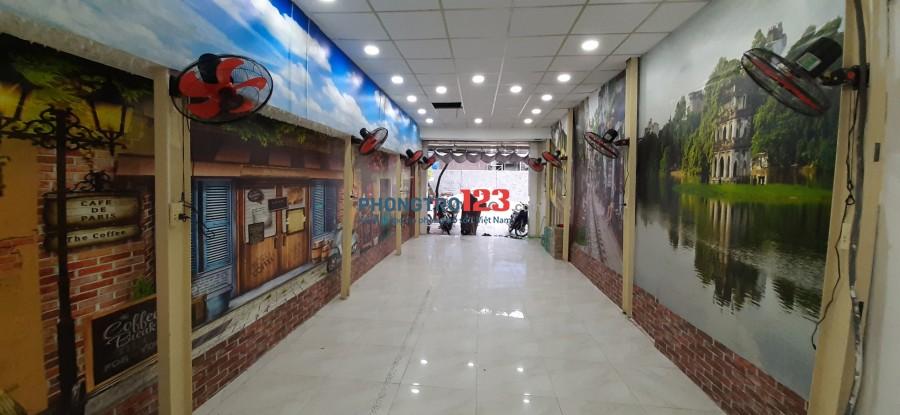 Sang HĐ Nhà NC 270m2 có 8 Phòng cho thuê Mặt tiền Trường Sơn P15 Q10
