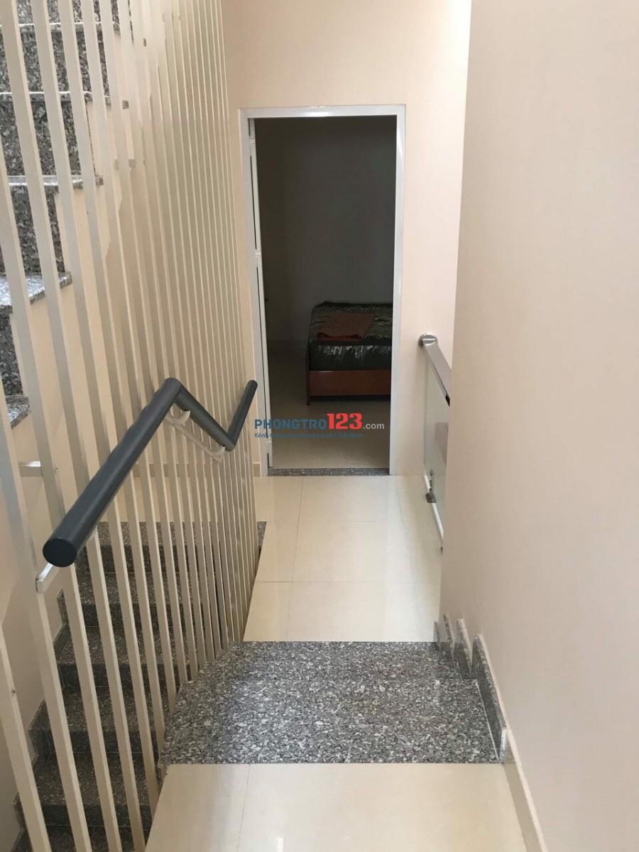 Cho thuê nhà NC 1 trệt 2 lầu có nội thất tại Thương Xá Nhị Thiên Đường Q8 giá 12tr/th