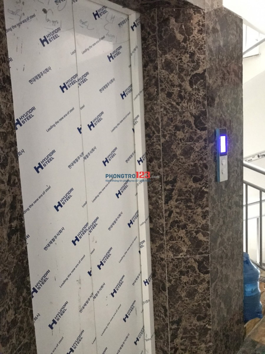 Cho thuê phòng trọ mới xây tại 253/9 Trần Xuân Soạn P Tân Hưng Q7 giá từ 3tr/th