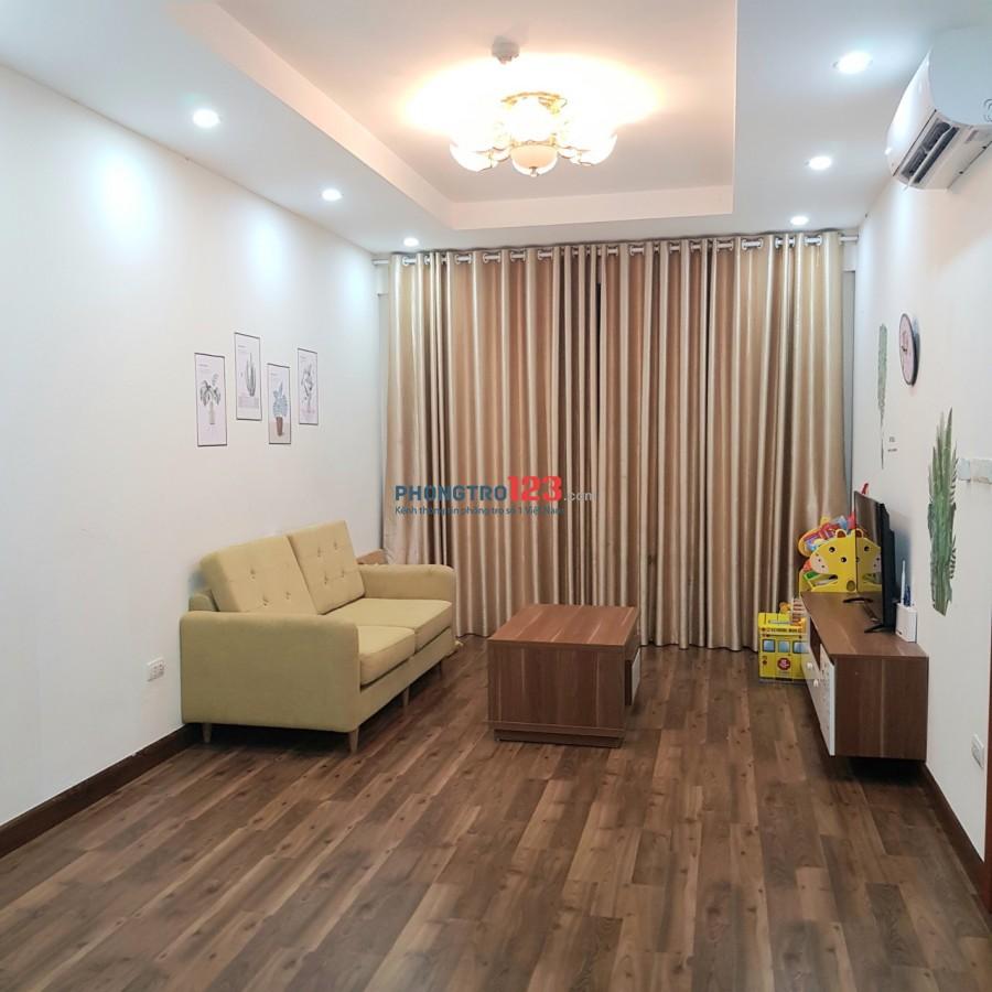 Gia chủ cần cho thuê nhanh trong tháng căn 2PN đồ cơ bản chung cư An Bình, 8,5 triệu/th, 0963002832