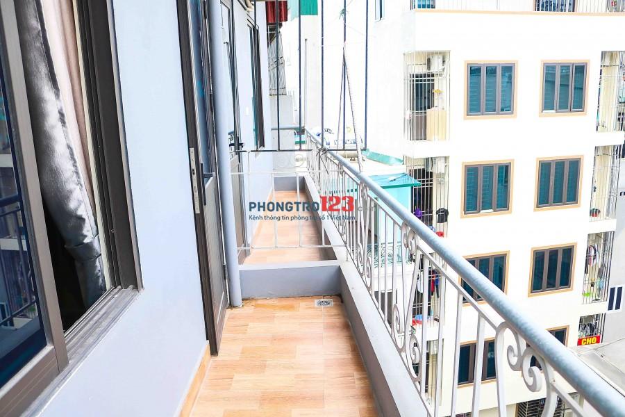 Cho thuê phòng trọ chung cư mini, ngay gần Nguyễn Thị Định Trung Hòa Cầu giấy
