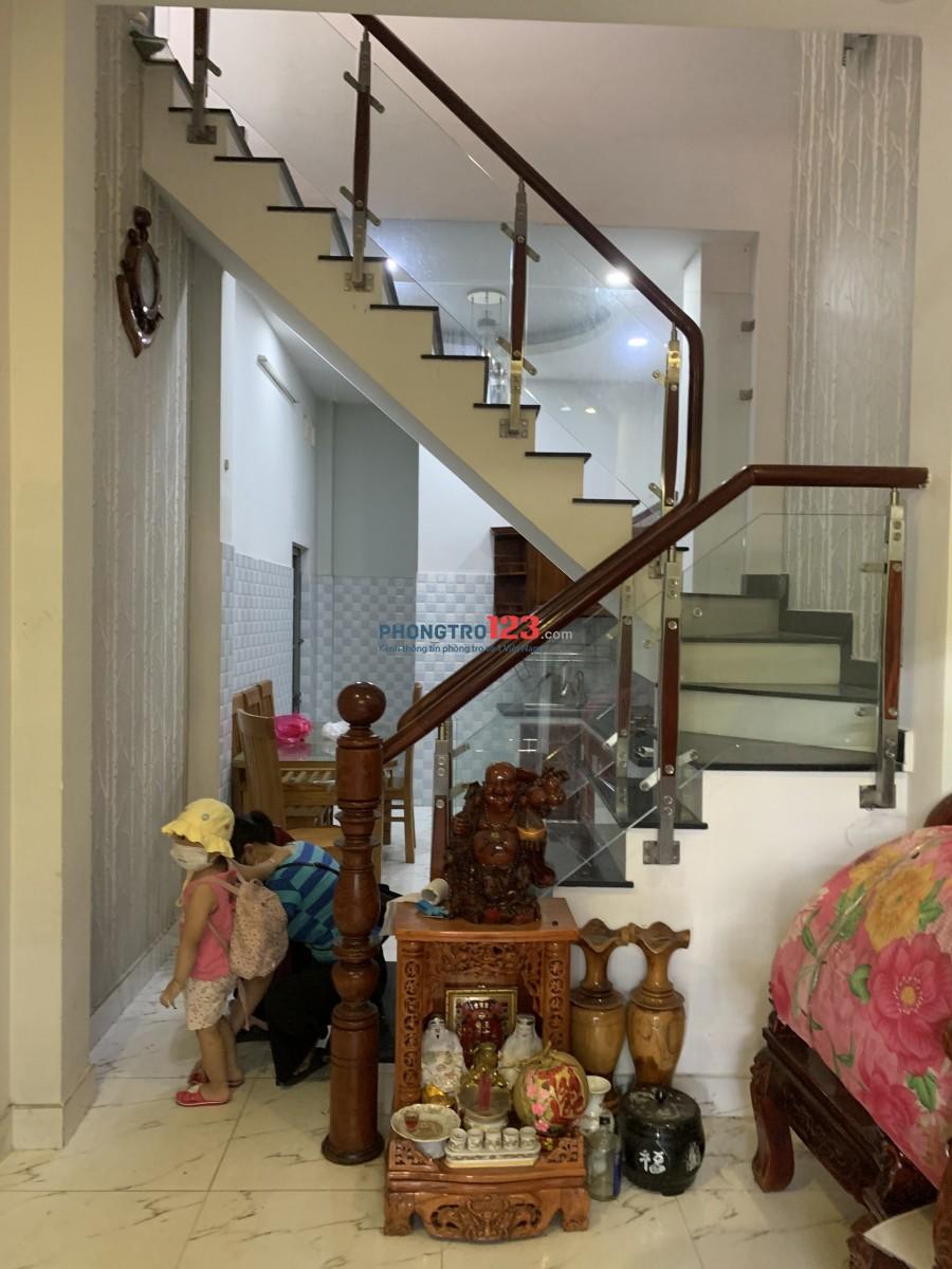 Cho thuê nhà nguyên căn quận Tân Phú đường S9 Tây thạnh