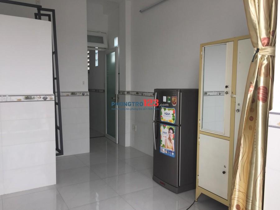 Cho thuê phòng trọ 25m2 gần Công viên Làng Hoa quận Gò vấp