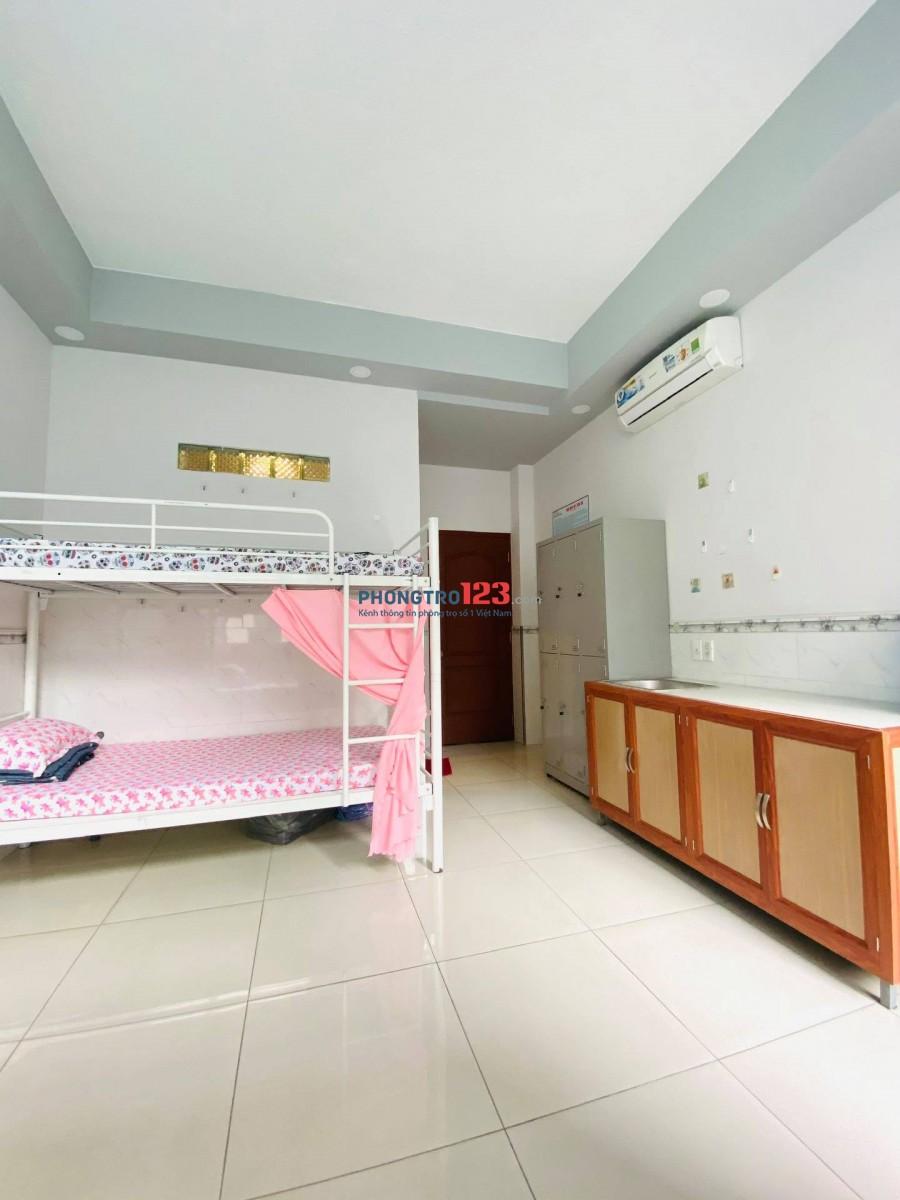 Ký túc xá dịch vụ cao cấp, Full nội thất, đầy đủ tiện nghi, tại Bình Quới, Bình Thạnh