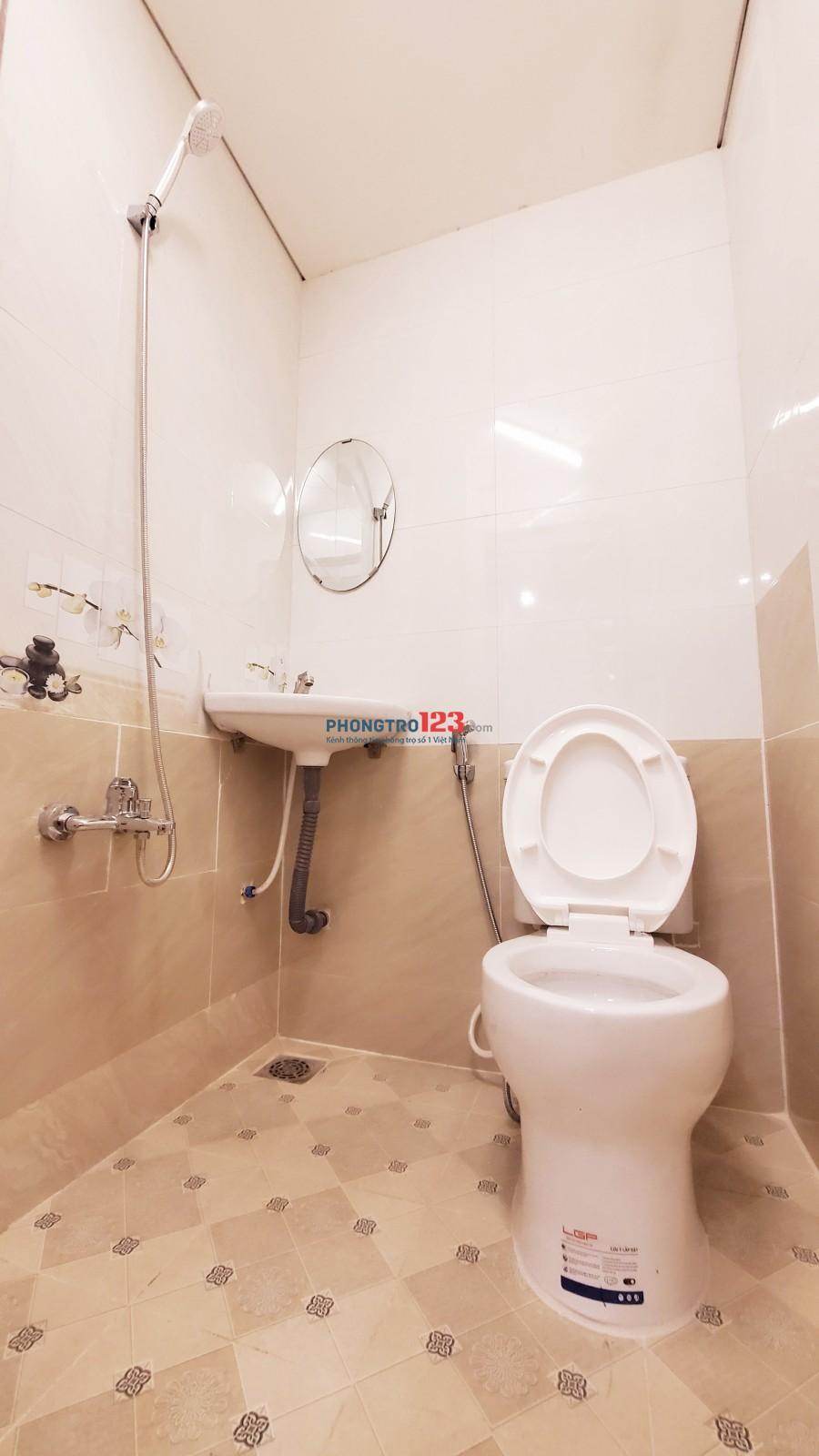 căn hộ mini full nội thất cao cấp, ban công lớn, kế Hutech cơ sở UVK, Bình Thạnh !