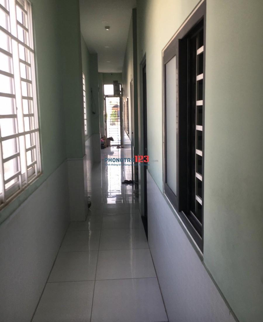 Phòng gác mới, sạch, đẹp 11 Lý Phục Man, 3,6 triệu/tháng