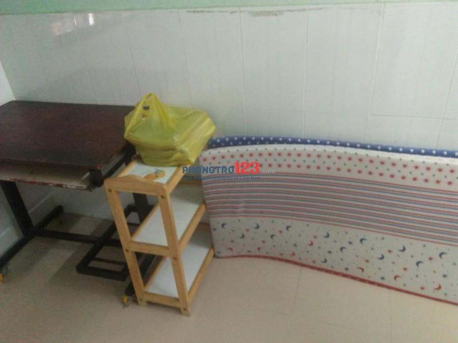 Phòng trọ sạch sẽ giá rẻ nhất HCM, gần đầm sen thuận tiện đi lại. An ninh