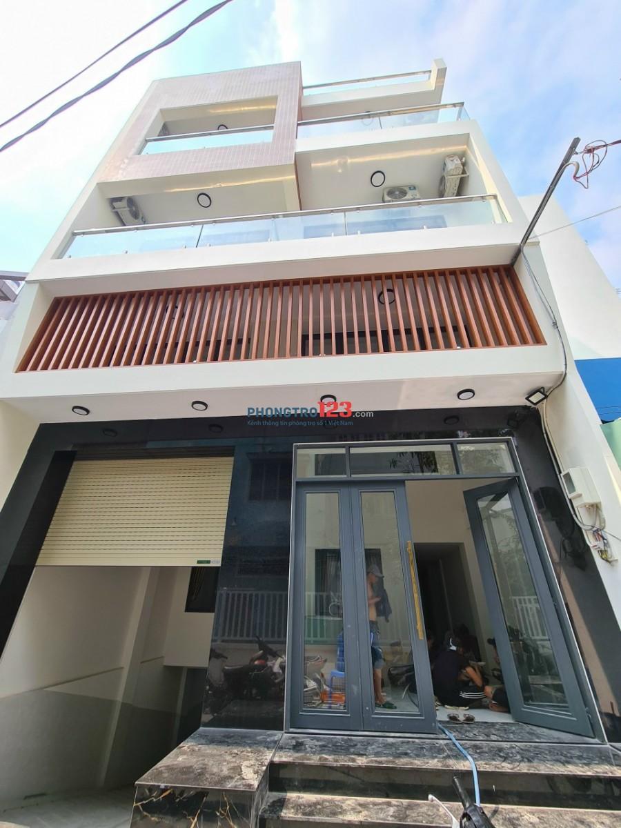 Cho thuê căn hộ mini đủ tiện nghi tại Nguyễn Văn Đậu, Bình Thạnh
