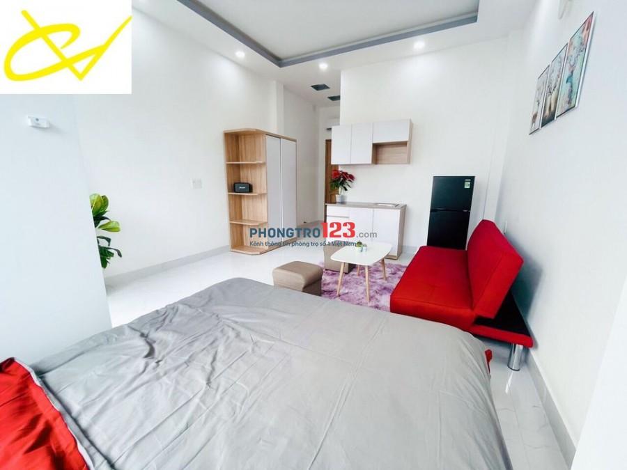 Cho thuê căn hộ mới khai trương, giá sinh viên tại Thích Quảng Đức, Phú Nhuận