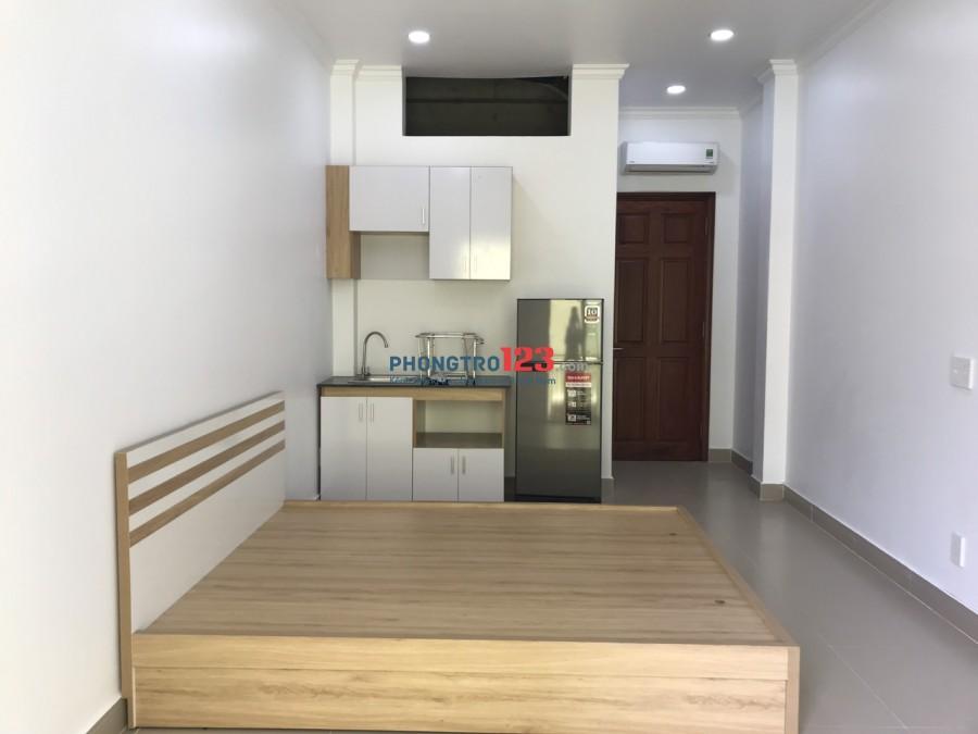 Phòng trọ tại 10/4 Kỳ Đồng Quận 3 Full nội thất nhà mới 100%