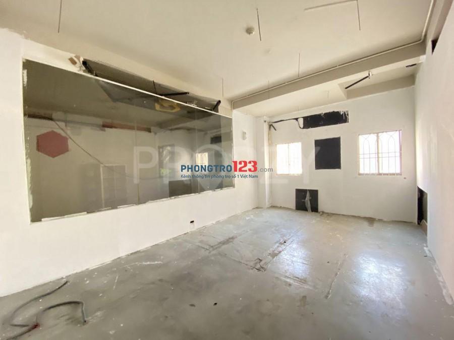 Cho thuê nhà nguyên căn gồm 1 hầm 1 trệt 3 lầu, gồm 6 phòng, 6wc tại Phú Nhuận