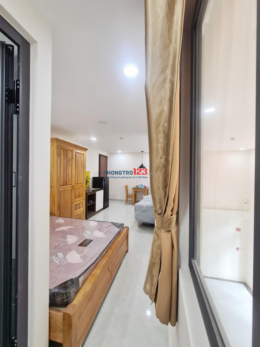 Mình còn phòng ở Nguyễn Văn Đậu cần cho thuê, Phòng mới đẹp, khu rất an ninh