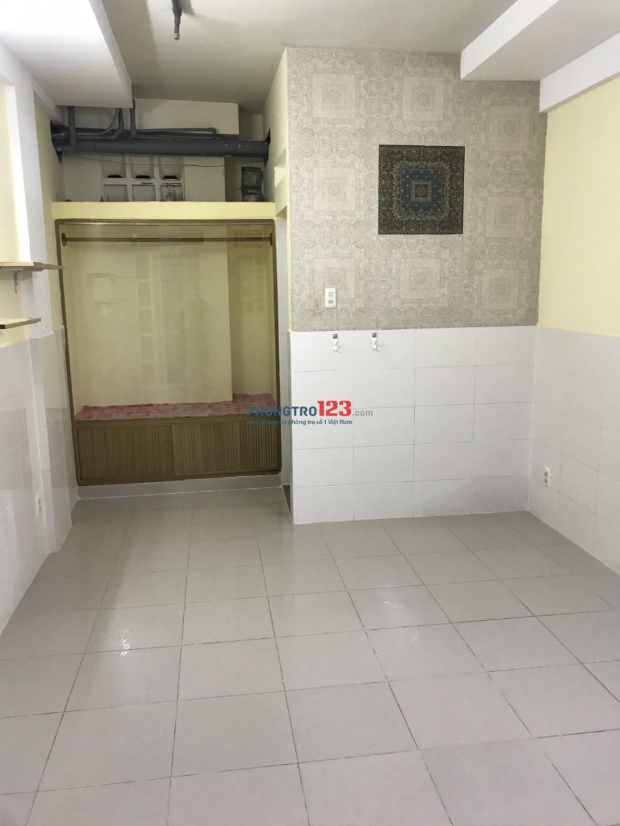 Cho thuê phòng trọ khép kin đường Trần Xuân Soạn 20m2