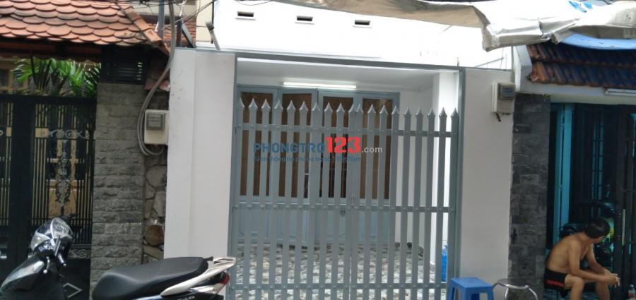 Có căn nhà tại 183F/14A Đường Tôn Thất Thuyết, Phường 16, Quận 4, 1 phòng ngủ cần cho thuê 9 triệu/tháng