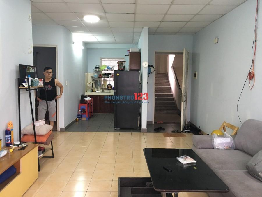 Cho thuê căn hộ chung cư C4 Man Thiện, diện tích 73m2, 2 phòng ngủ, giá 7 triệu/tháng