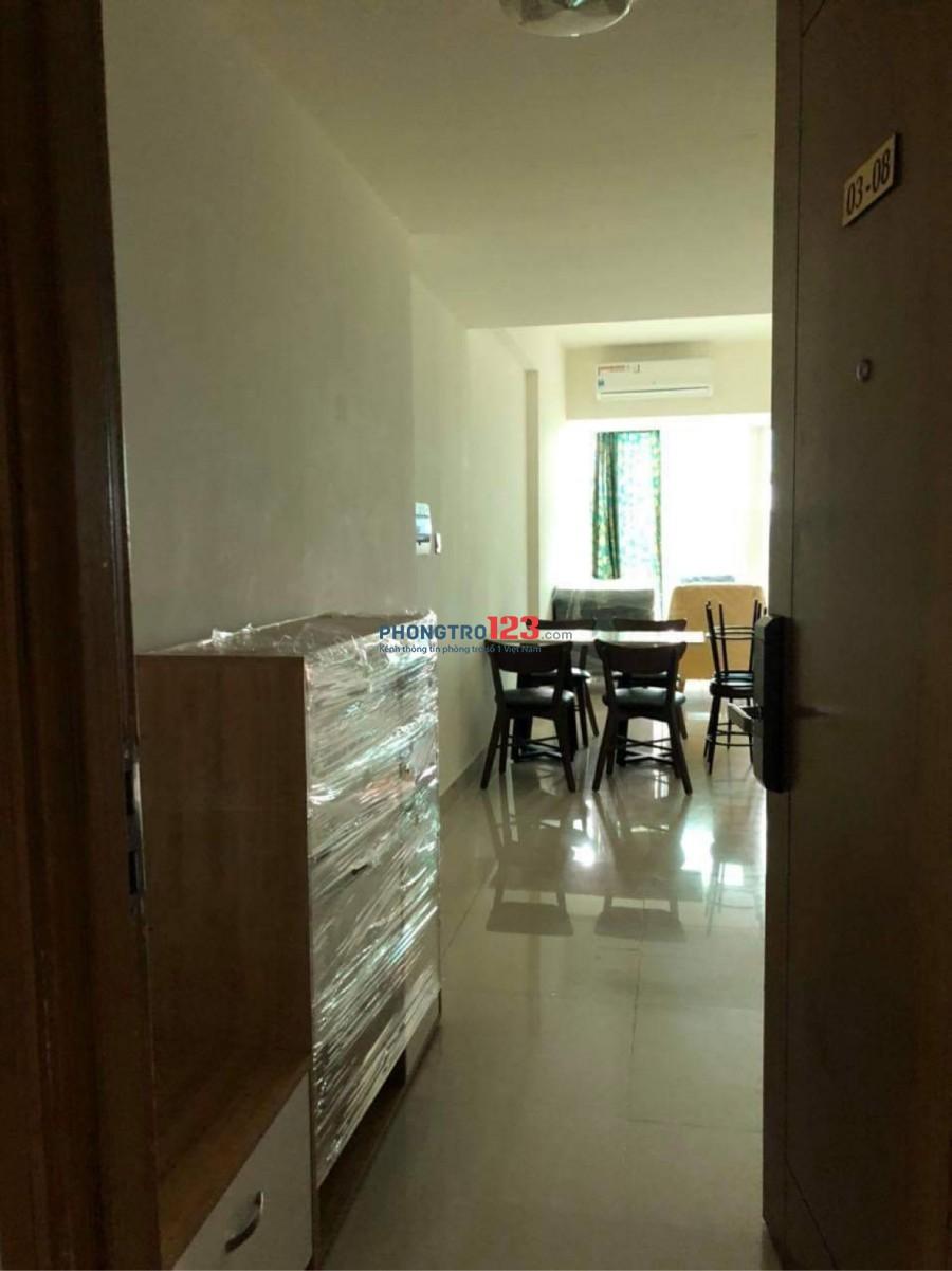 Thuê phòng riêng tại chung cư The Park Residence. Giá 3.5tr/tháng bao điện nước