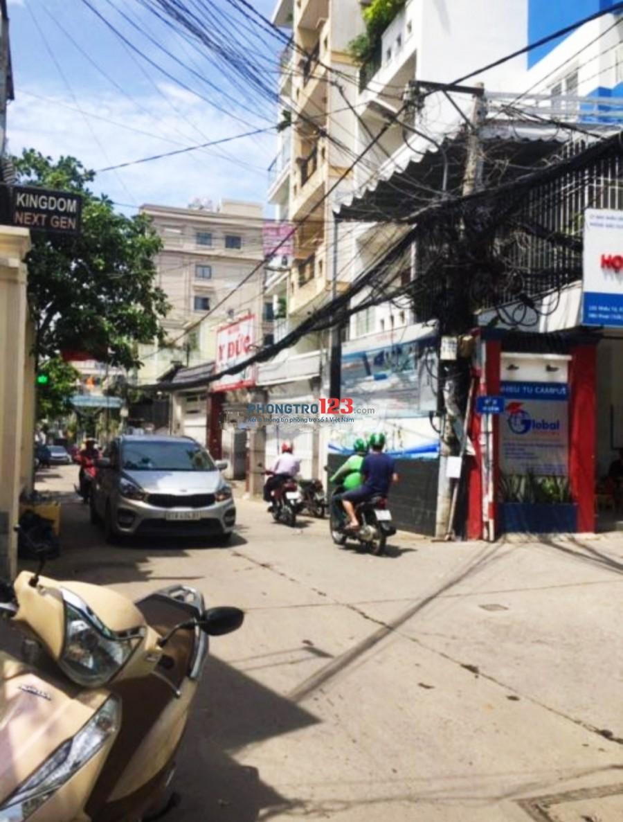 Cho thuê nhà nguyên căn 1 trệt 1 lầu, giá thuê 7 triệu/tháng tại số 7 đường Nhiêu Tứ Quận Phú Nhuận