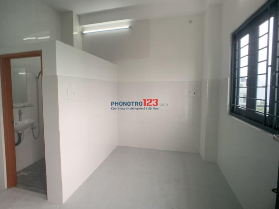 Phòng trọ mới xây, sạch sẽ tại 609 Lê Quang Định Gò Vấp. Giá phòng 3.300.000đ/tháng