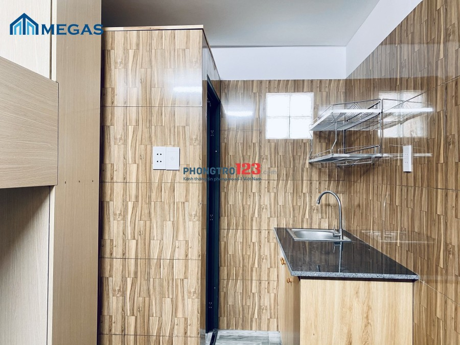 Khai trương căn hộ mini mới tại 220 Nguyễn Văn Khối, P8, Gò Vấp. Giá chỉ từ 3tr, đủ tiện nghi