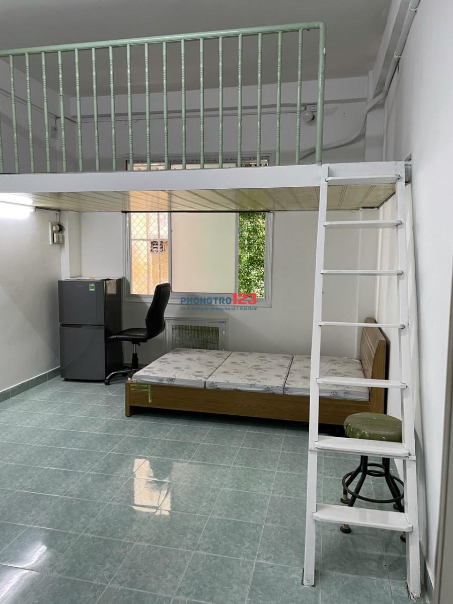 Cho thuê căn hộ sạch, đẹp, 29m2 tại 47-57 Đường Nguyễn Thái Bình trung tâm quận 1