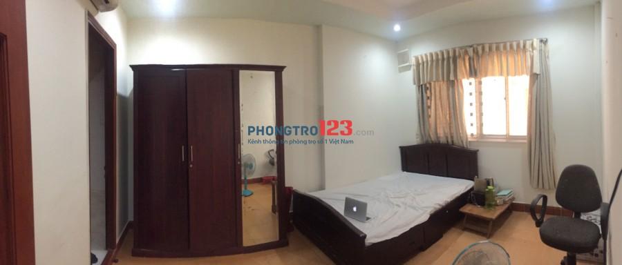 Cần tìm nữ thuê 1 phòng trọ 30m2 trong căn hộ CC Bình Minh quận 2. Giá chỉ 3,5 triệu/tháng