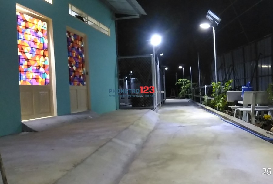 Cho thuê phòng trọ 30m2 giá 2,9 triệu tại 36/11a Phạm Hữu Lầu, P. Phú Mỹ, Quận 7