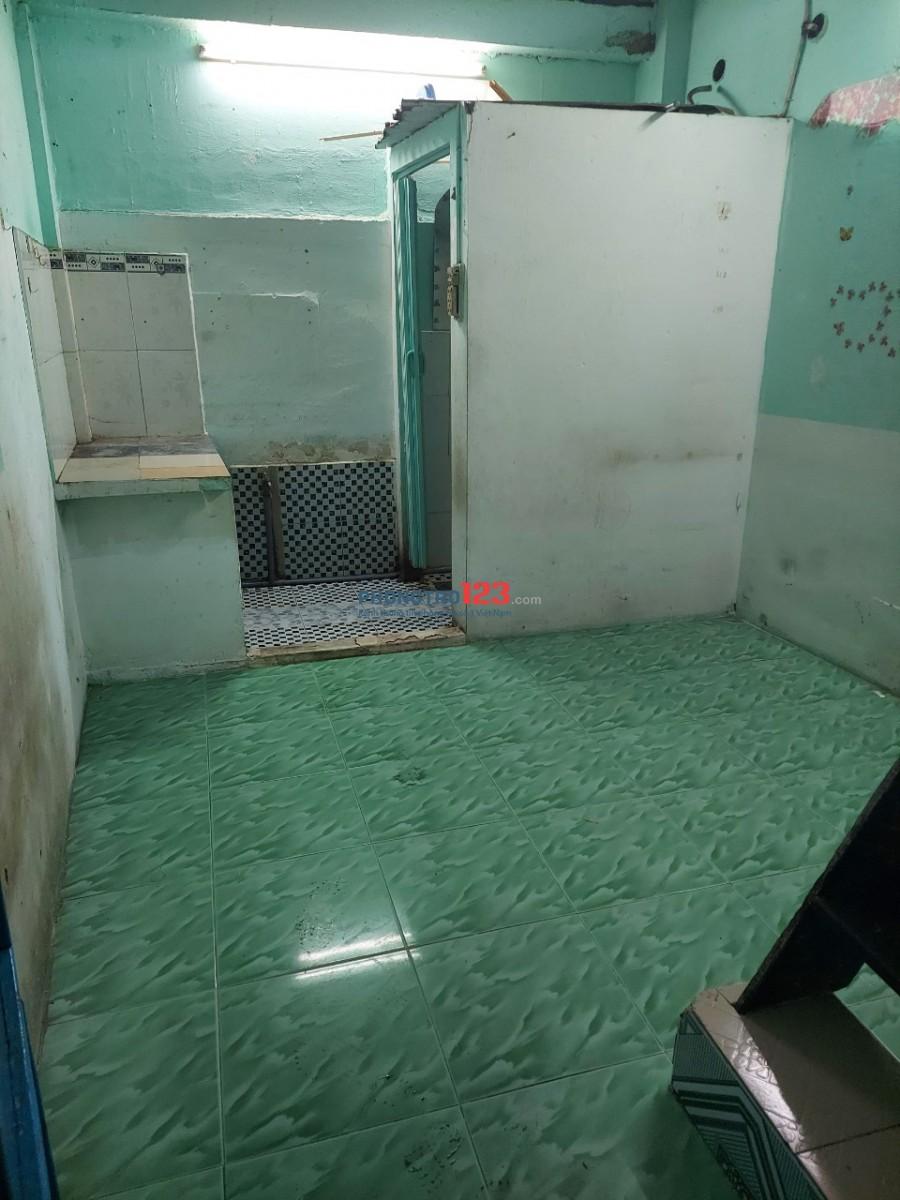 Phòng trọ tại Hẻm 27, chùa Phước Thành, Điện Biên Phủ, p15, quận Bình Thạnh. Giá 2,7 triệu/tháng