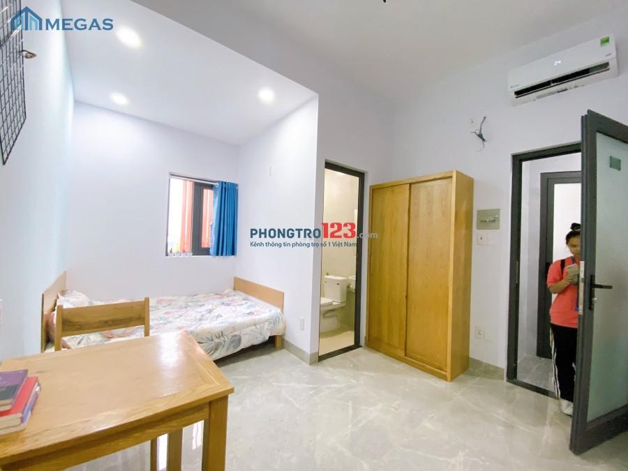 Phòng trọ cao cấp 99 Đường Nguyễn Tư Nghiêm đầy đủ nội thất, dọn vào ở ngay giá chỉ 4tr5/tháng