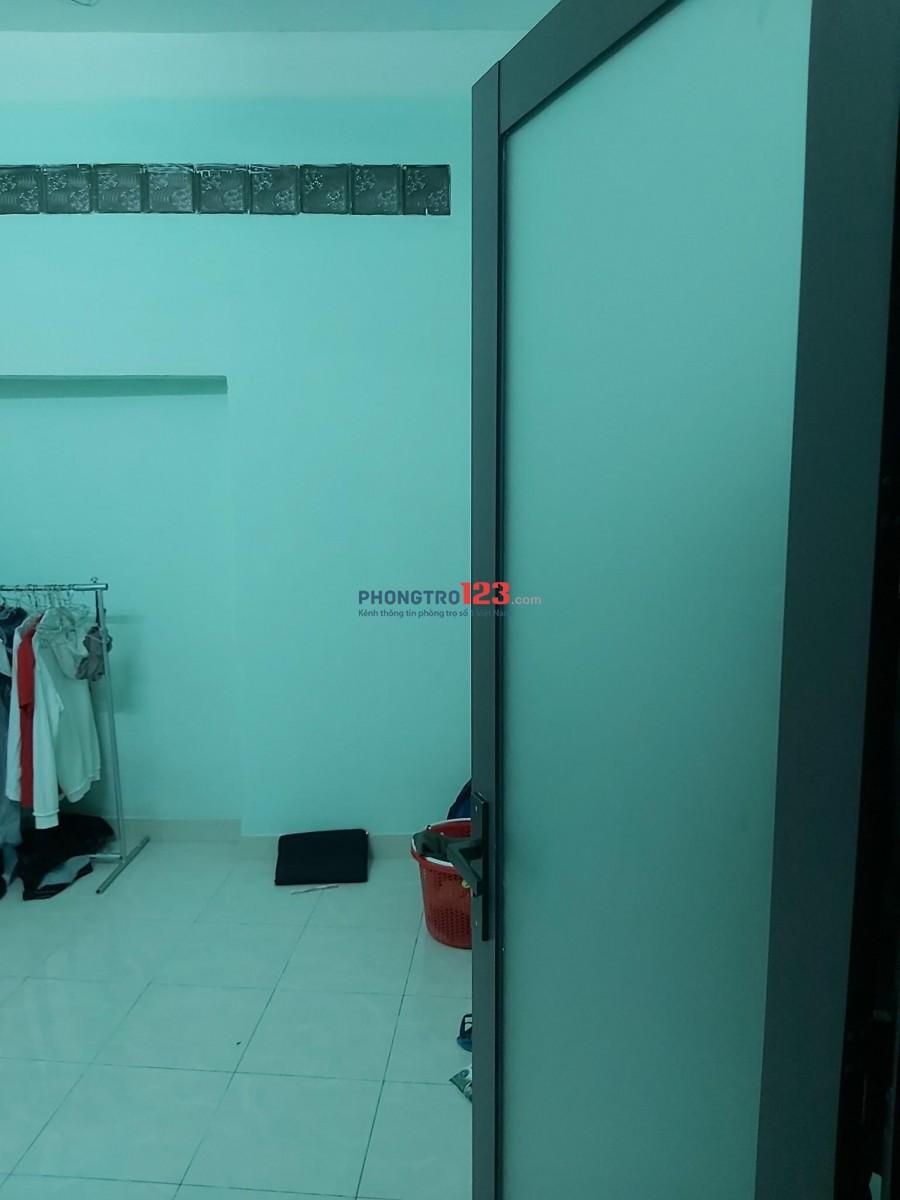 Phòng trọ tại 290a/90 Dương Bá Trạc quận 8, rộng 20m2, giá 1tr7 quá rẻ phù hợp cho sinh viên, học sinh