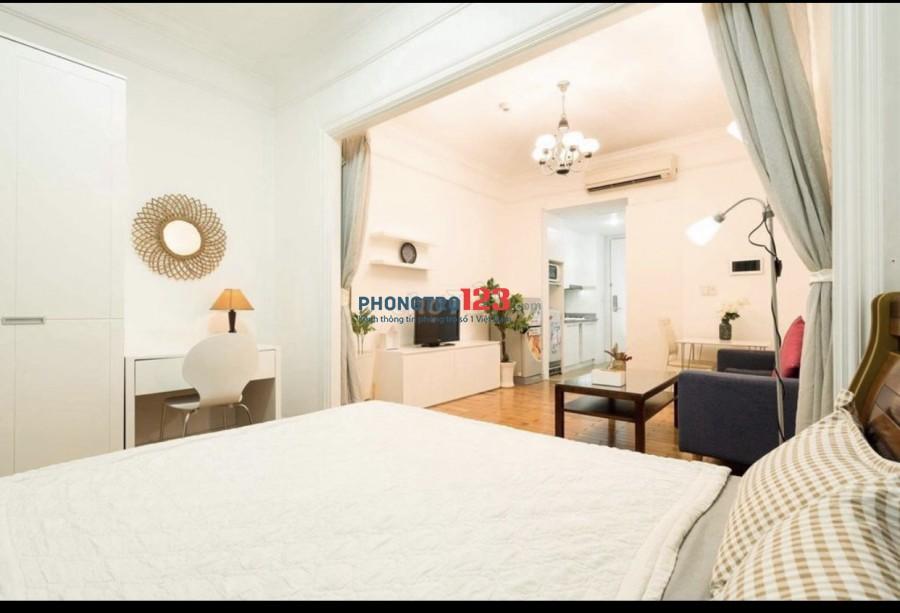 Chính chủ cho thuê Căn hộ The Manor Q Bình Thạnh 40m2 Full nội thất giá 12,5tr/th