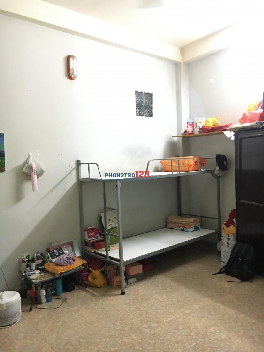 Tìm 01 nữ (Nhân viên văn phòng) ở ghép - Nguyễn Thái Sơn, Gò Vấp. Phòng 2tr5 full tiện nghi