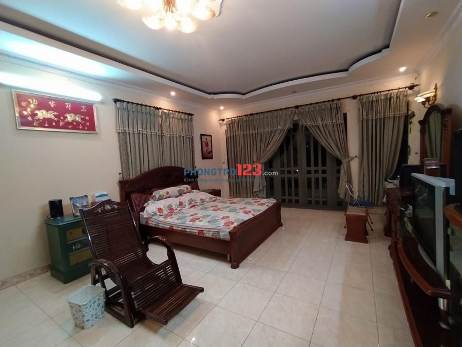 Cho thuê Nguyên Căn mặt tiền Trần Trọng Cung Quận 7, 5x25, 3 lầu, 8PN 7WC