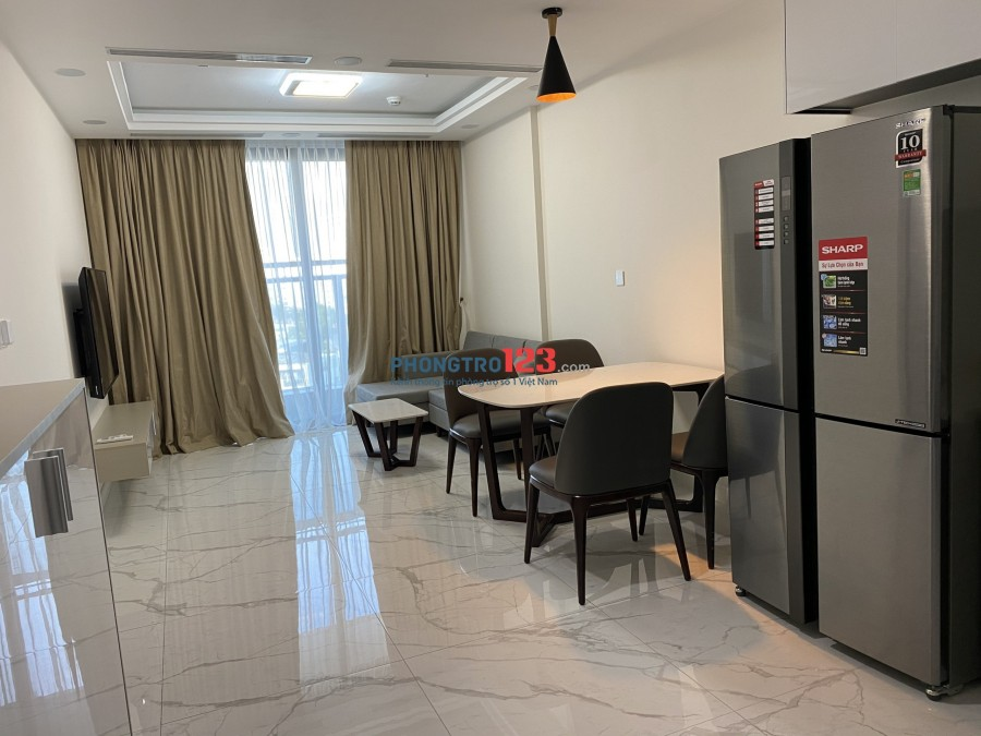 Chính chủ cho thuê Or Bán căn hộ Sunshine City Sài Gòn Q7 Full nội thất 69m² 2PN