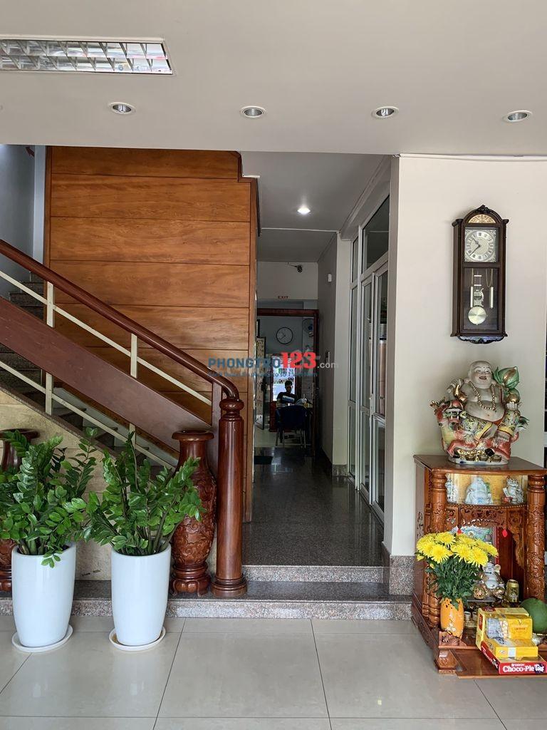 Chính chủ cho thuê văn phòng tòa nhà ngay trung tâm Q1 và Q3 giá từ 7,2tr/th