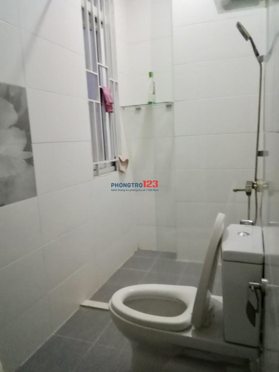 Chính chủ cho thuê nhà NC 1 trệt 3 lầu tại Nguyễn Công Hoan P8 Q PNhuận giá 20tr/th