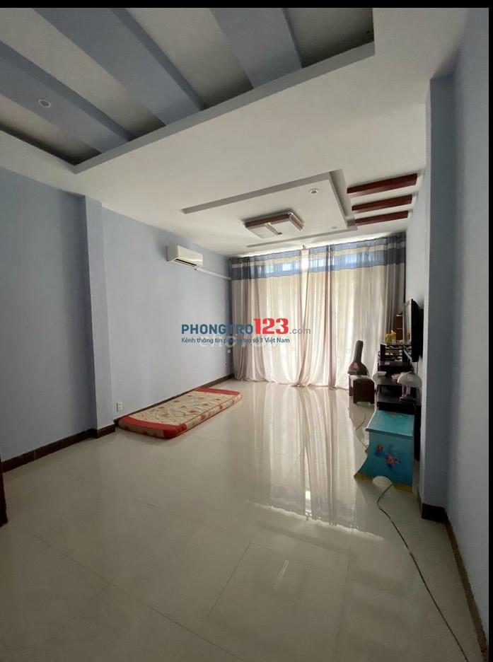 Chính chủ cho thuê MB tầng trệt và tầng 1 nhà MT 27 Khuông Việt P Phú Trung Q Tân Phú