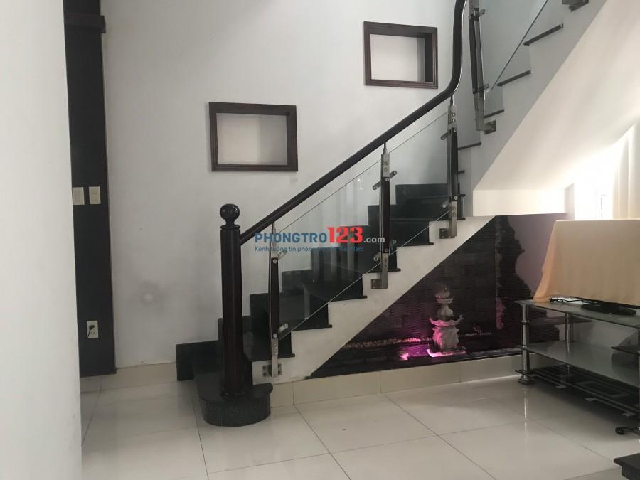 Cho thuê nhà 1 trệt 1 lầu có nội thất tại 1A Đường Số 7 Linh Chiểu Q Thủ Đức giá 12tr/th