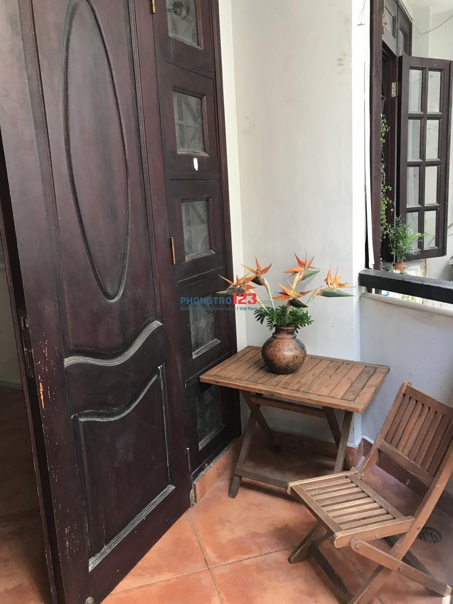 Phòng đủ tiện nghi cho thuê (Ưu tiền khách dài hạn) giá 2tr9/tháng tại 140 Đường Nguyễn Đình Chính
