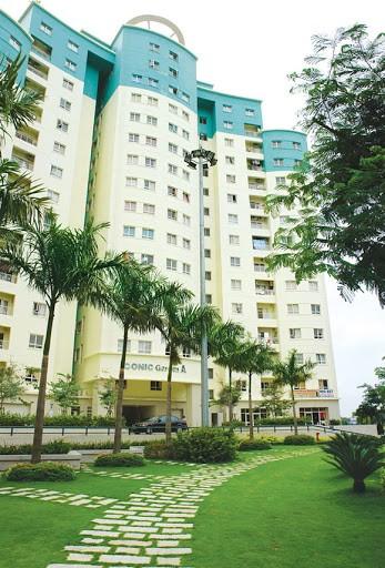 Cho thuê căn hộ Conic Garden, KDC 13B Conic sầm uất, Nguyễn Văn Linh 60m2 2pn,1wc giá 4,5 triệu/tháng