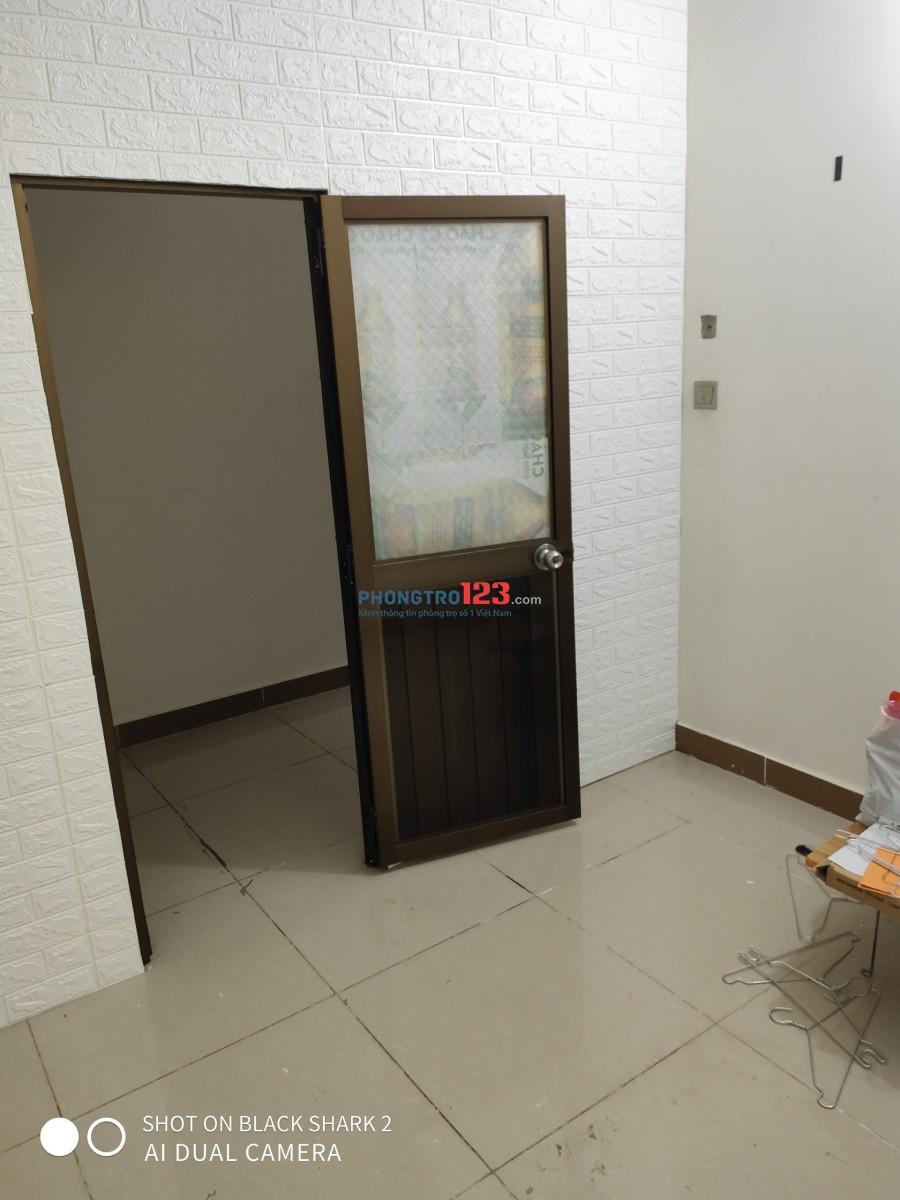 Hiện tại mình đang còn phòng trong căn hộ chung cư ĐỨC KHẢI quận 7 giá 1tr7 => 4tr