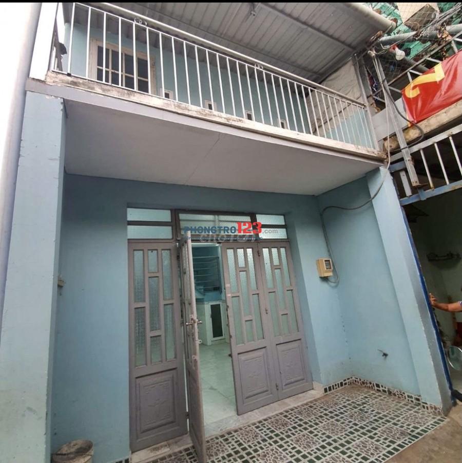 Cho thuê nhà NC 4x10 1 trệt 1 lầu tại Đông Thạnh Xã Đông Thạnh Hóc Môn giá 4tr/th