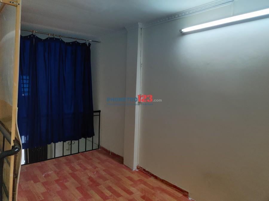 Nhà cho thuê 1 trệt 1 gác 24m² tại 79/32A Đường Âu Cơ Quận 11