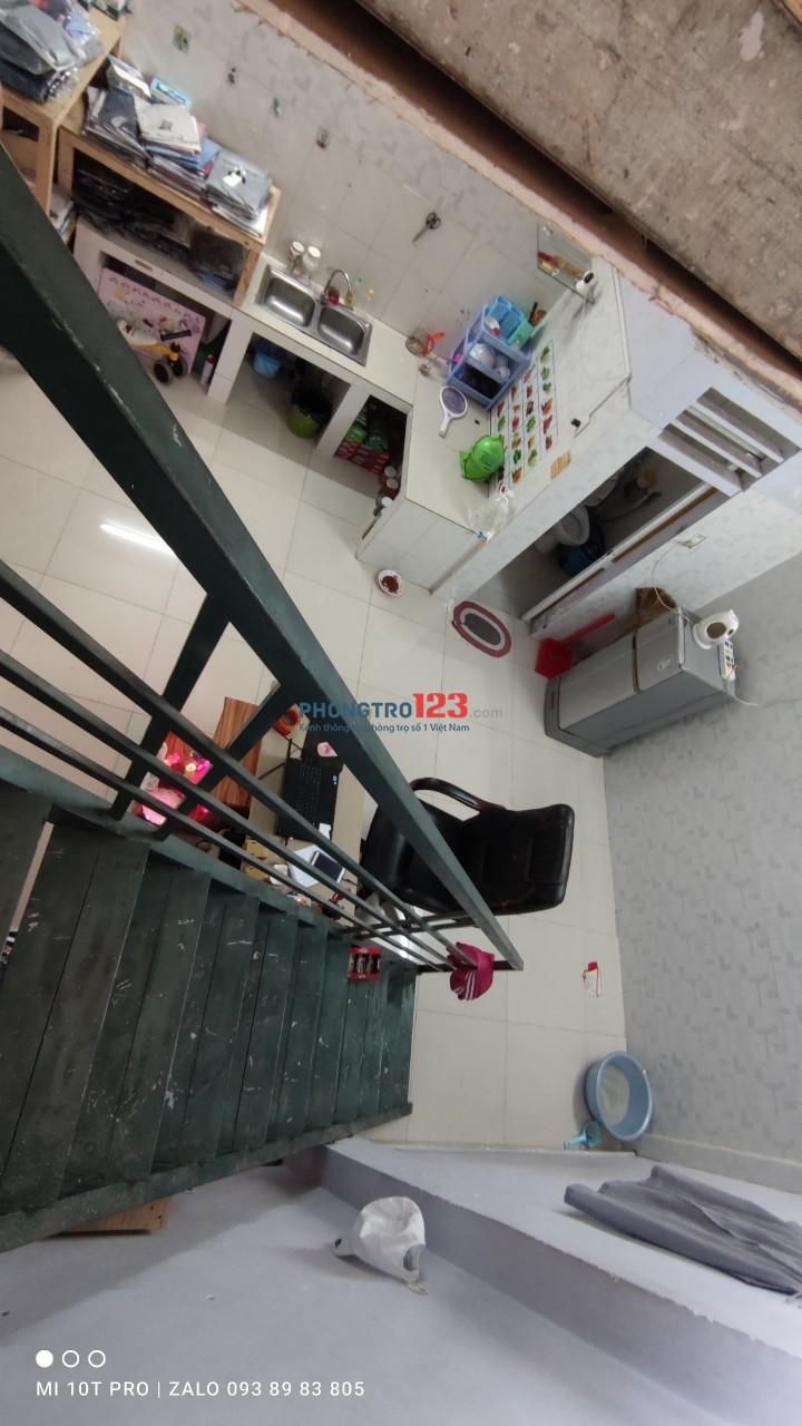 Cần 1 Nữ ở Ghép nhà Nguyên Căn Quận 31/19/30 Đường Huỳnh Thiên Lộc Tân Phú HCM