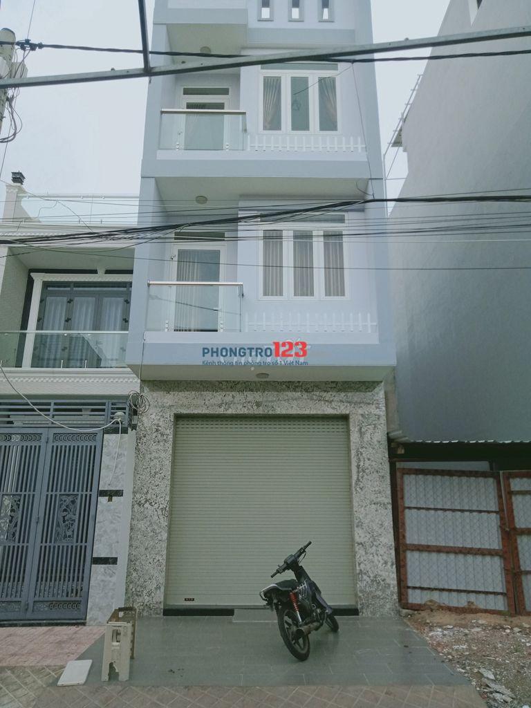 Nhà 1T2L 4x25 cuối đg Thống Nhất cầu Bến Phân