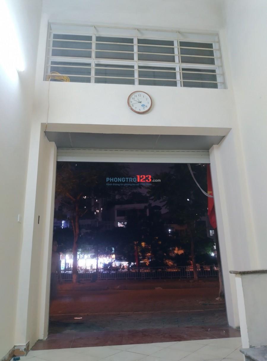 Cho thuê mặt bằng kinh doanh 53 Vũ Tông Phan Thanh Xuân cực thuận tiện làm ăn